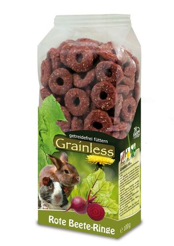 JR Farm Grainless Rote Beete Ringe